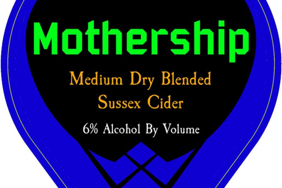 Strong Sussex Cider