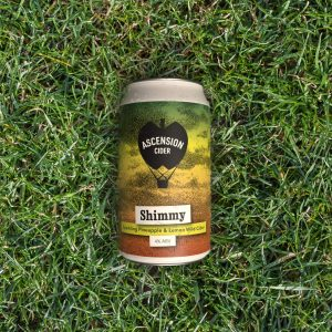 Shimmy Sussex Fruit Cider Can