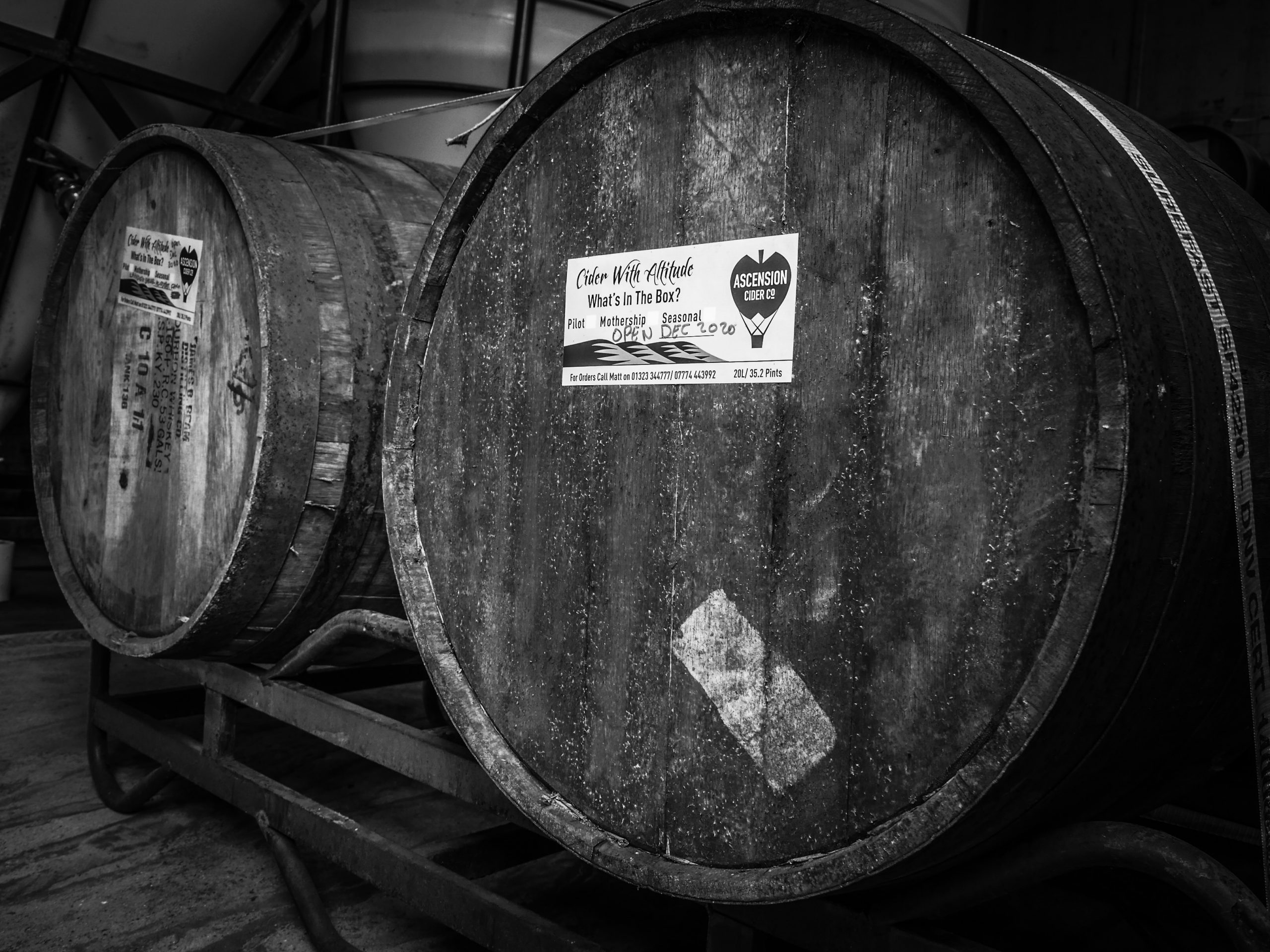 Aeronaut – Blending the ultimate session cider.