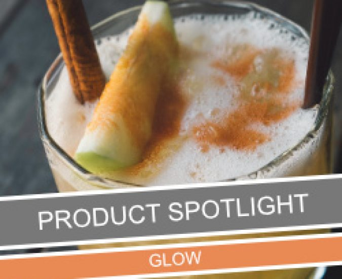 Product Spotlight – Glow (Our liquid apple pie)