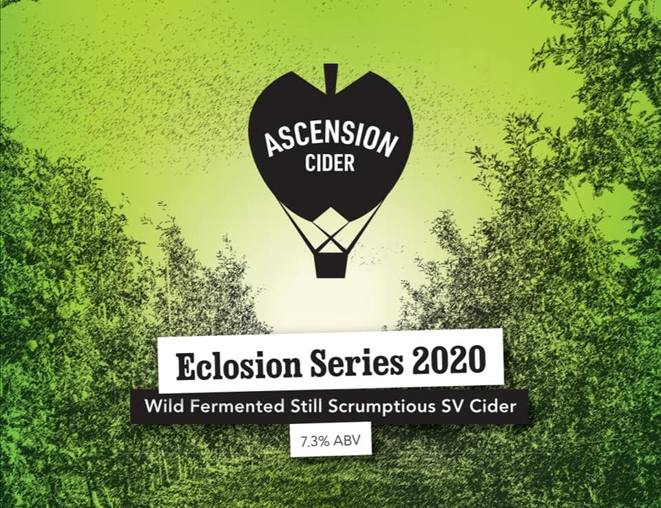 Product Spotlight – Eclosion Ciders